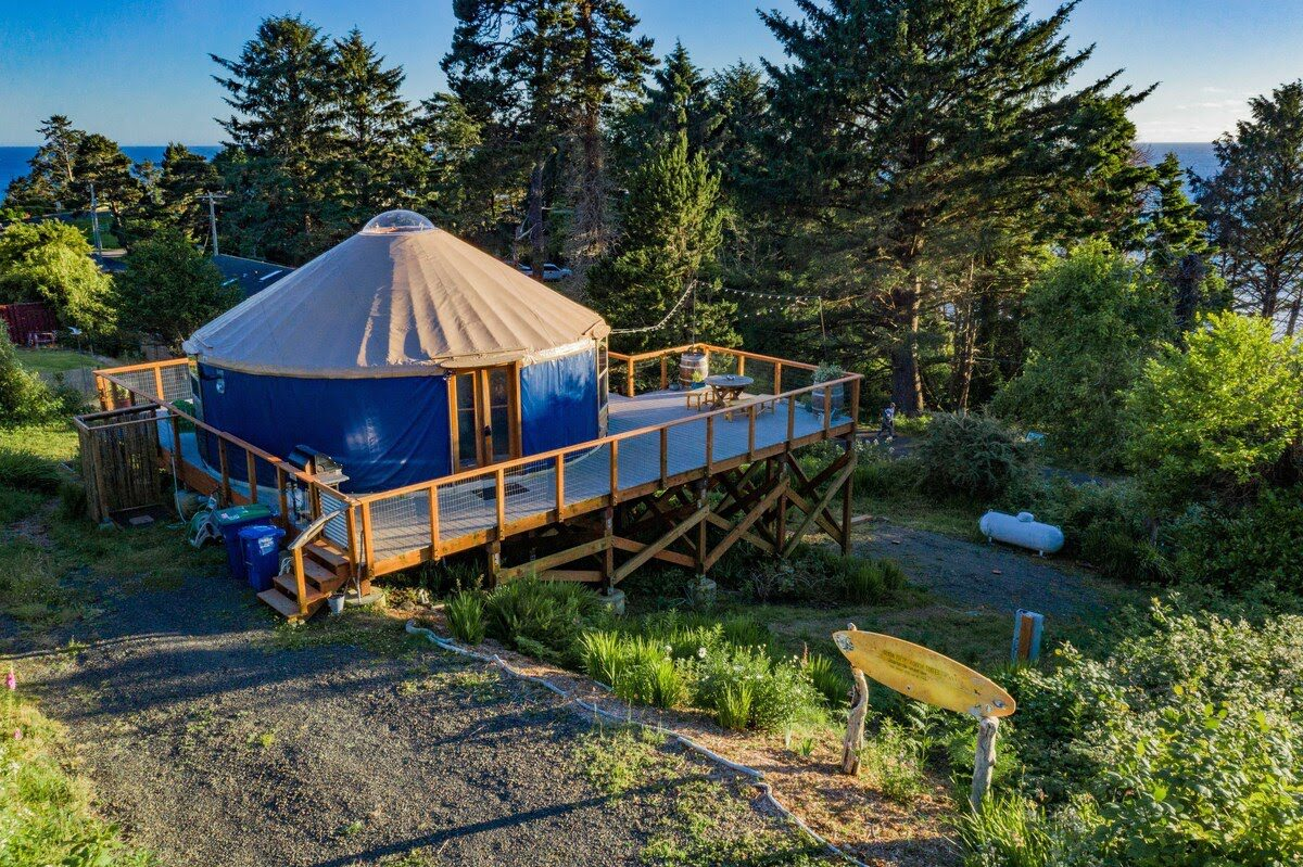 Glamping In Oregon 23 Perfect Glamping Getaways To Book Now